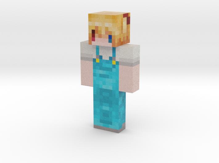 poyunana   Minecraft toy 3d printed