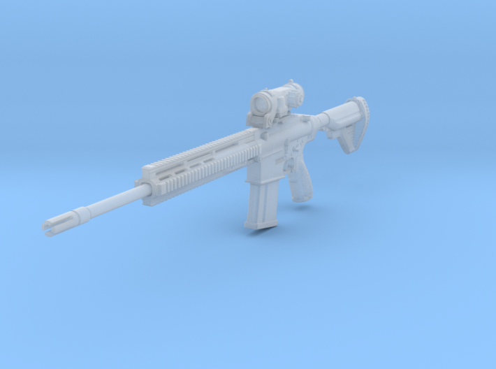 1/12th 417Config1 3d printed