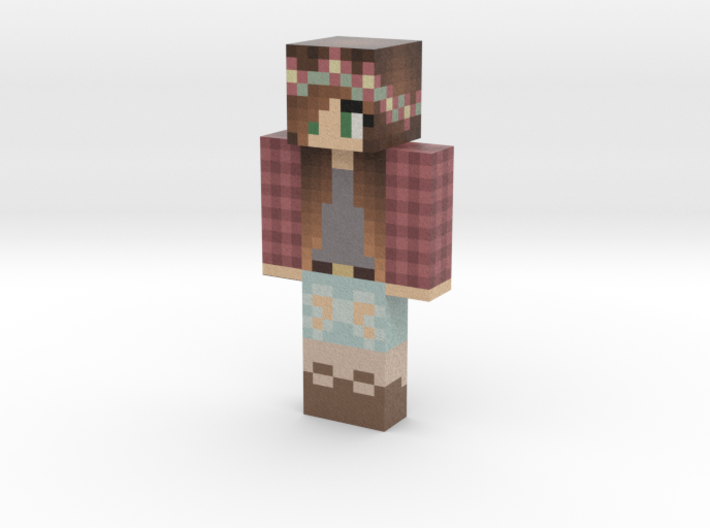 kinh | Minecraft toy 3d printed