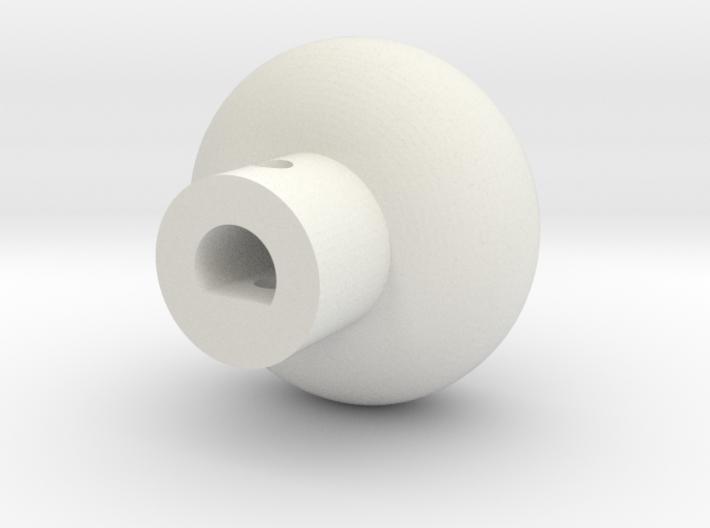 stempost brace knob for Dahon v1 3d printed