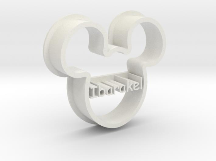 mickey 3d printed