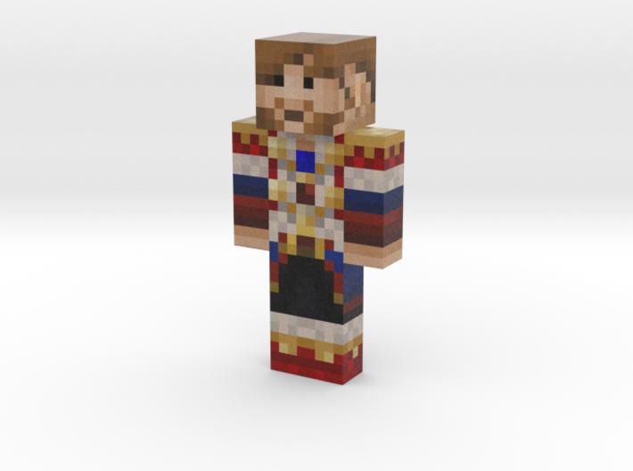 Boblennon | Minecraft toy 3d printed