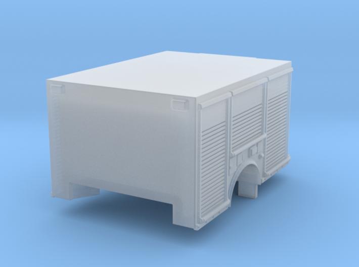 1/160 Light Rescue/Chief/EMS/SWAT Body V2 3d printed