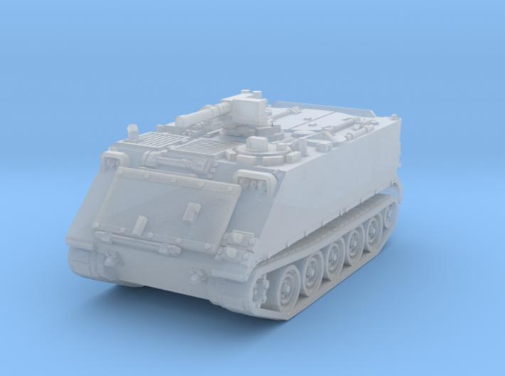 M125 A1 Mortar closed (no skirts) 1/144 3d printed
