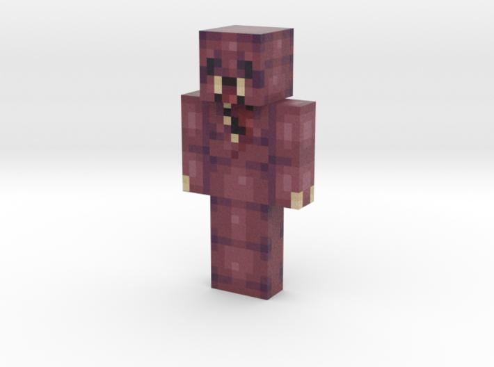 Heartz66   Minecraft toy 3d printed