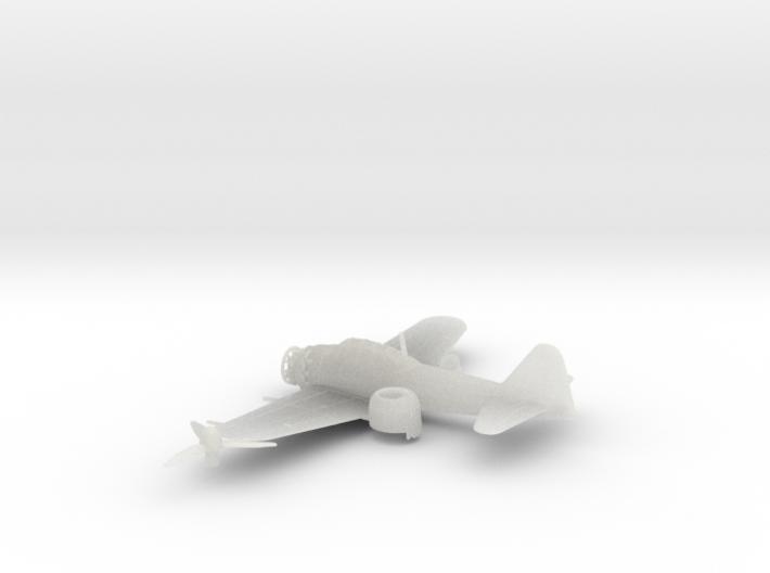 """1/144th - Mitsubishi A6M5 """"Zero"""" 3d printed"""