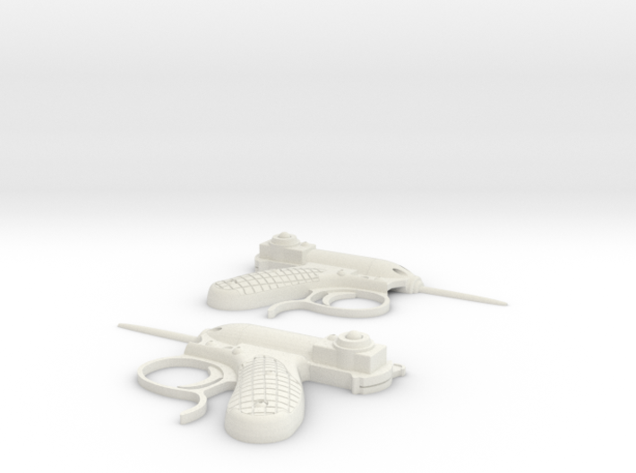 Noisy Cricket Blaster Inspired by Men in Black MIB 3d printed