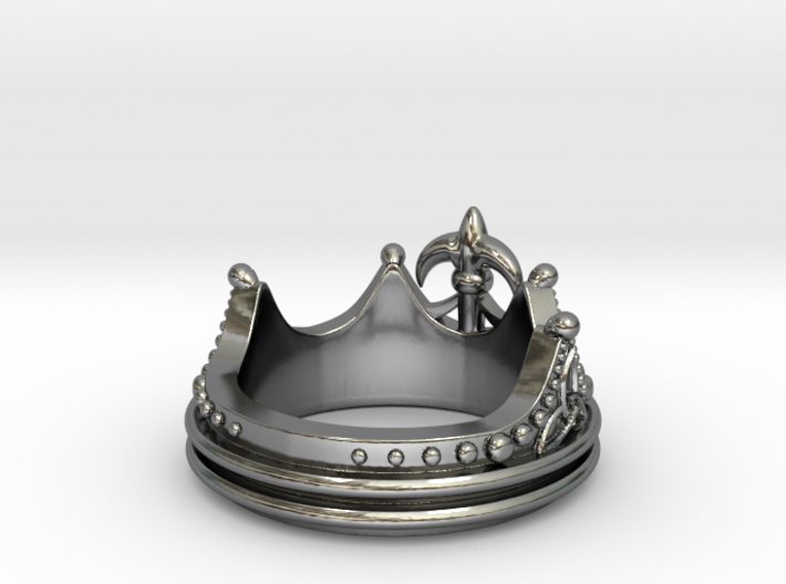 Game Of Thrones Ring 3d printed