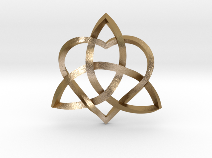 """Infinity Love Pendant 