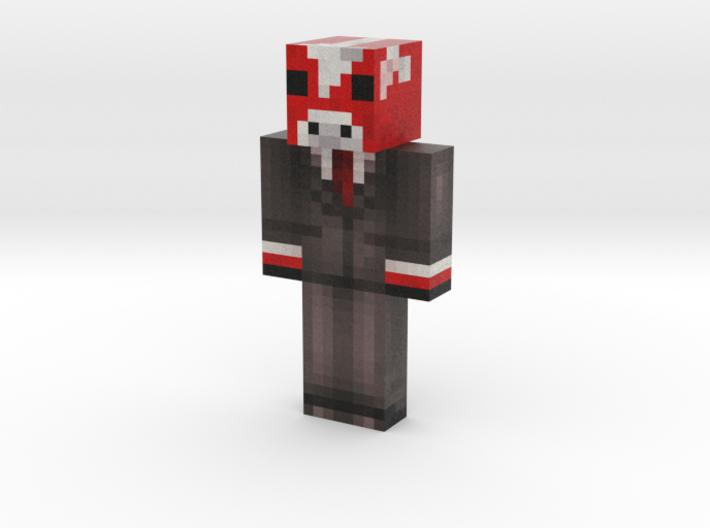 jacksucksatlife-12828360   Minecraft toy 3d printed