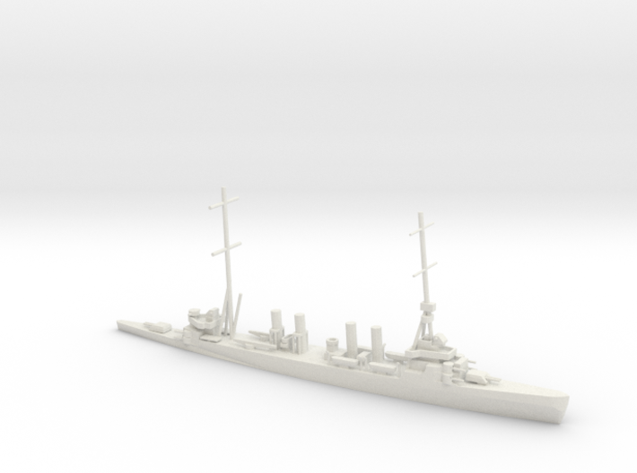 1/700 Scale USS Omaha CL-4 (1923) 3d printed