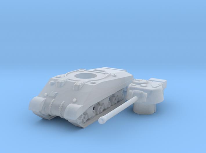 1/285 Sherman VC Firefly 3d printed