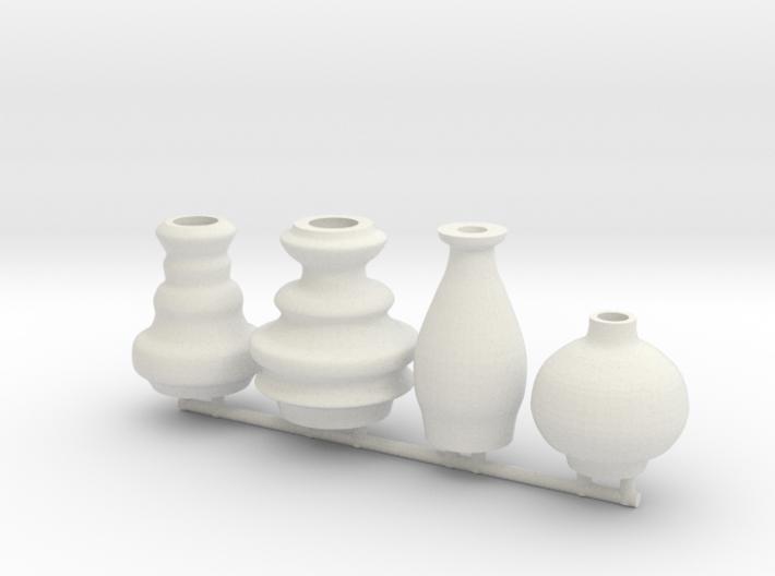 BJD Small Bottles 3d printed