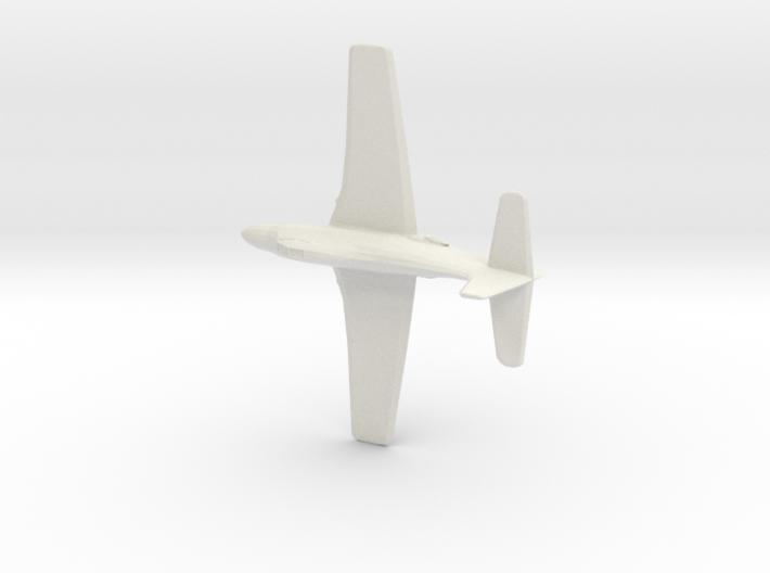 1:144 A2D-1 SkyShark (Douglas Aircraft Corporation 3d printed