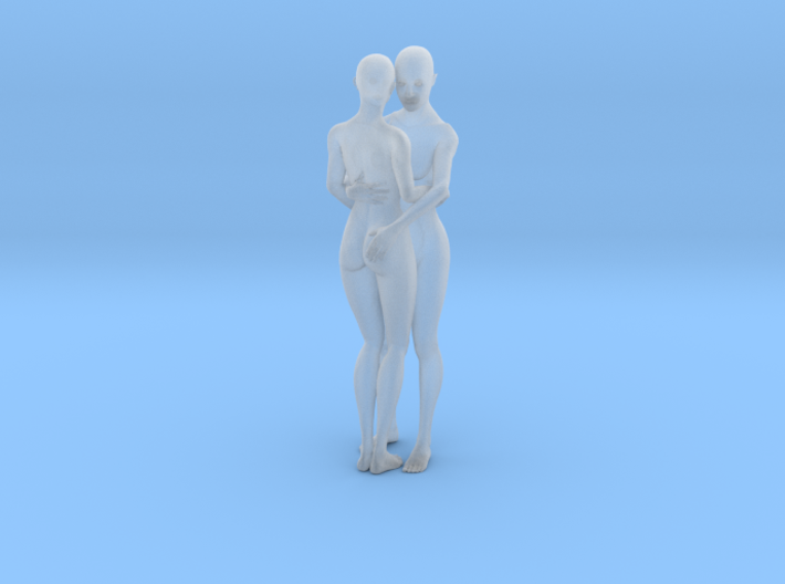Printle V Couple 229 - 1/87 - wob 3d printed