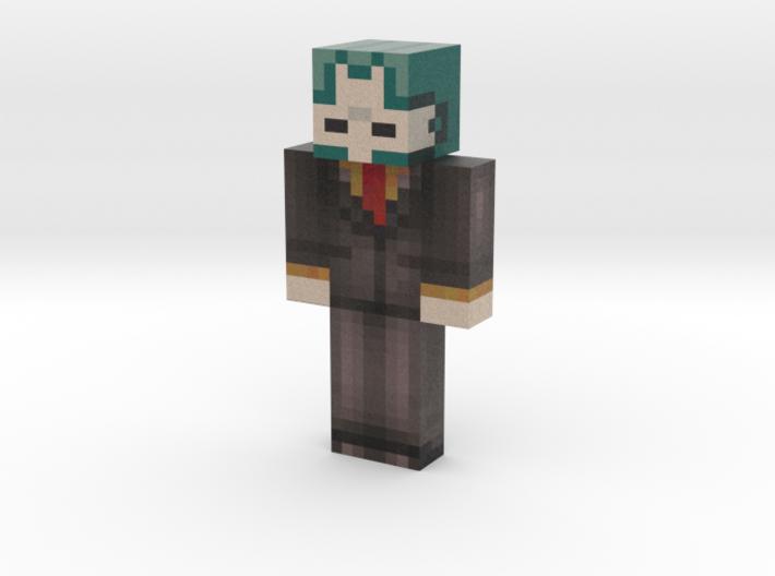 marcaron | Minecraft toy 3d printed