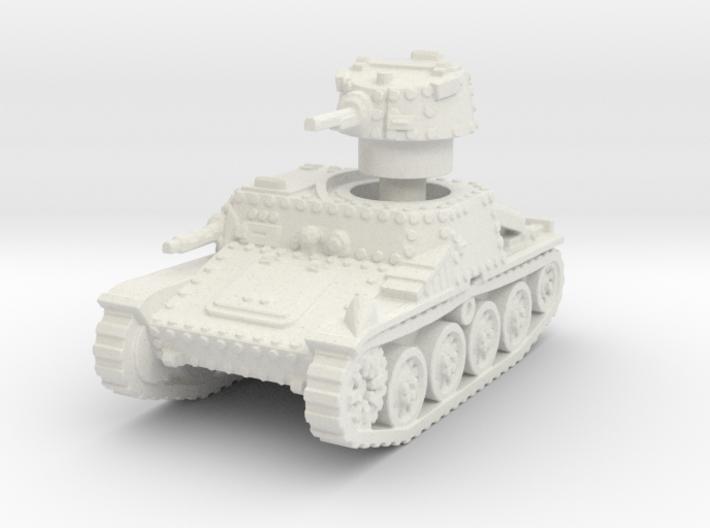 Praga R1 Tank 1/100 3d printed