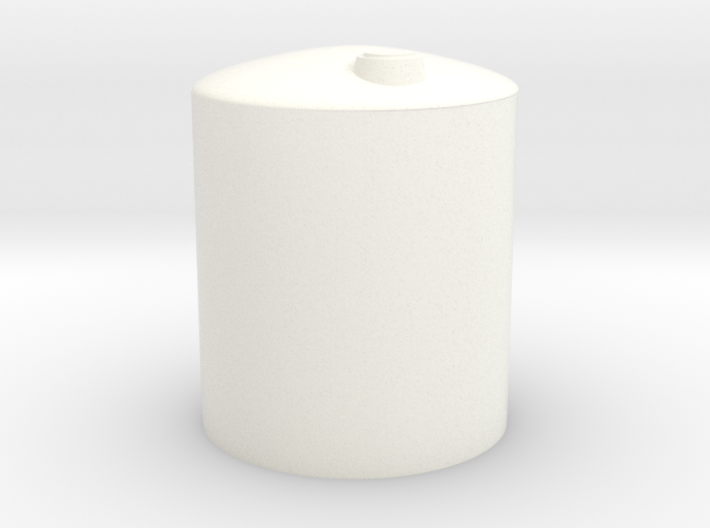 5400 Imperial Gallon Tank 3d printed