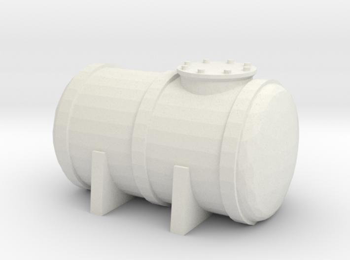 Petrol Tank 1/24 3d printed