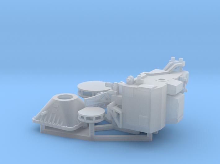 4R33 POP group kit 1/72 3d printed