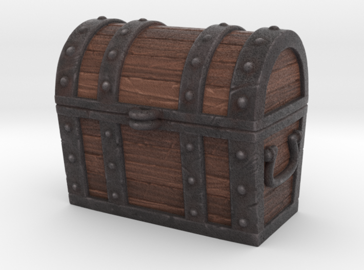 Chest - Small 3d printed