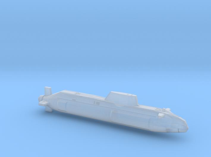 HMS ASTUTE - FH 1800 3d printed
