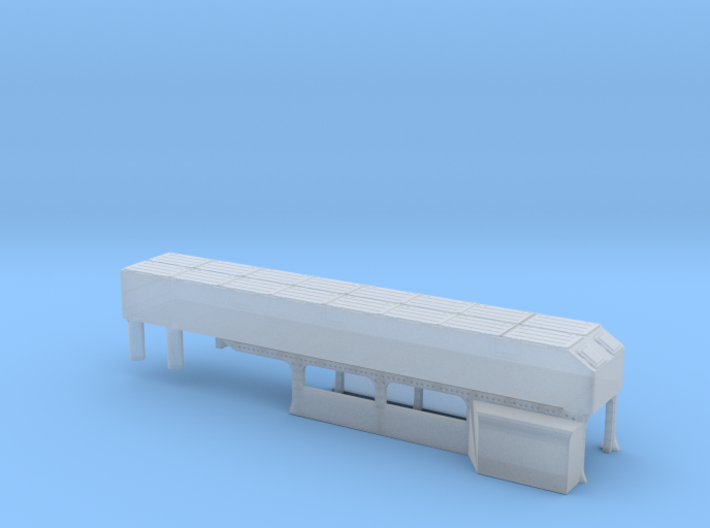 1/306 IJN Kagero Torpedo Container 3d printed