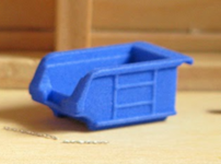 Stacking Box 1:12 - by Pepper (MitchymooMiniatures 3d printed Tidy workroom