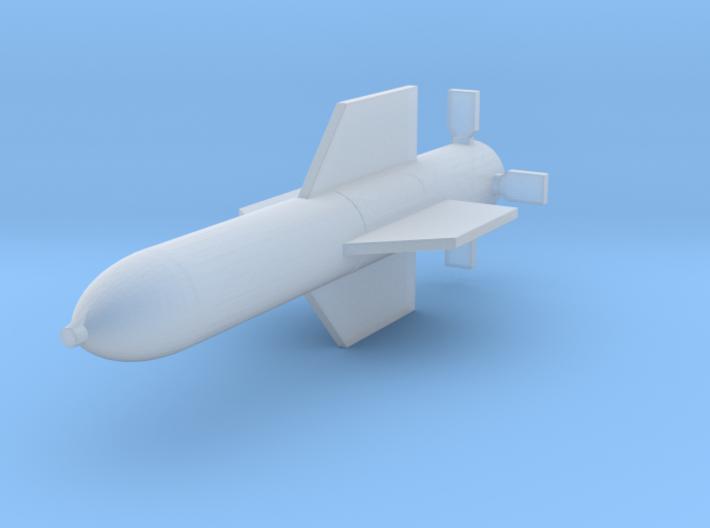 1:48 Miniature GBU-57A/B 3d printed
