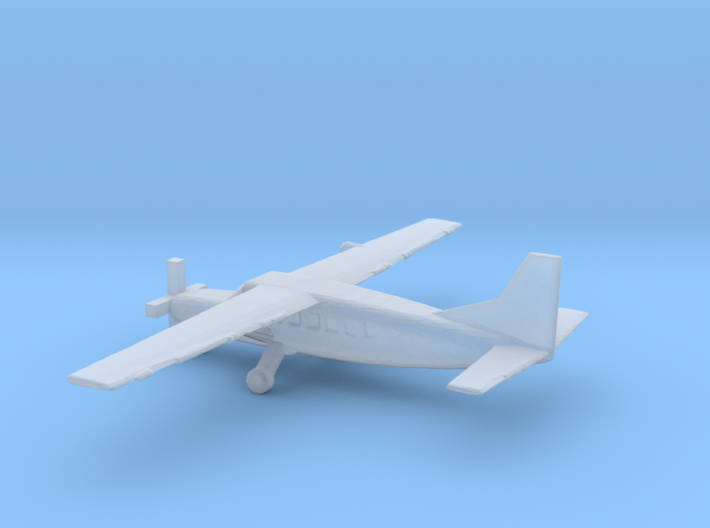 1/500 Scale Cessna 208 No Container 3d printed