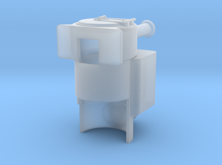 009 'Tiny Trains' Wren tank 3d printed