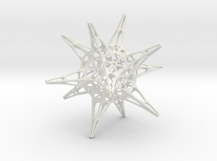 Star 100mm 3d printed