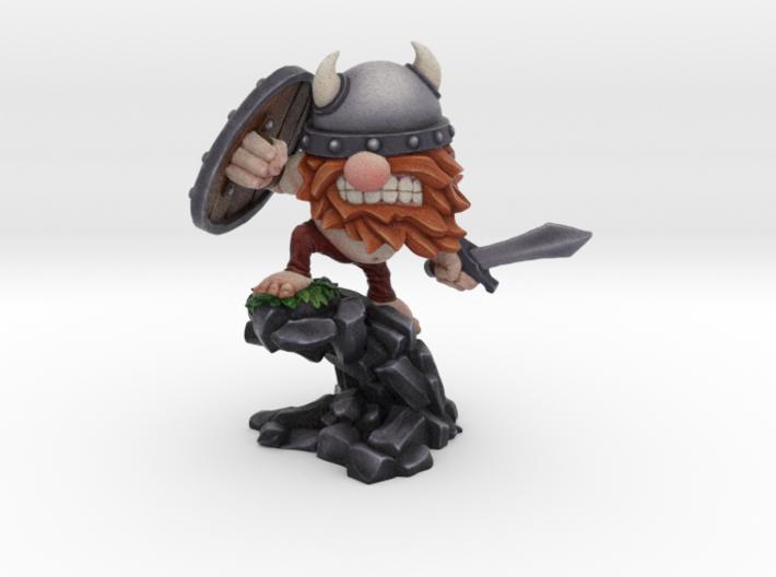 Viking Horde Warrior 80mm 3d printed