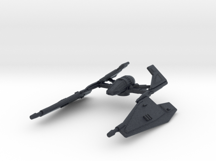 Sith Fighter 1/270 3d printed
