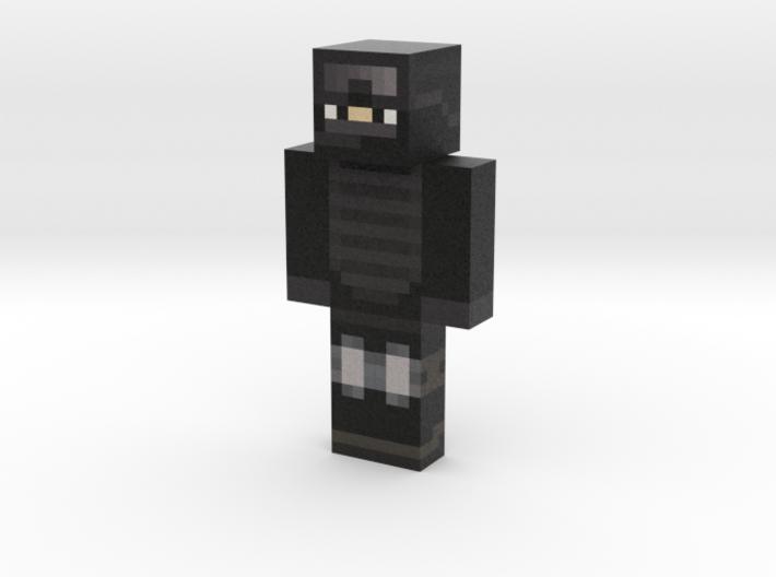 Petunien | Minecraft toy 3d printed