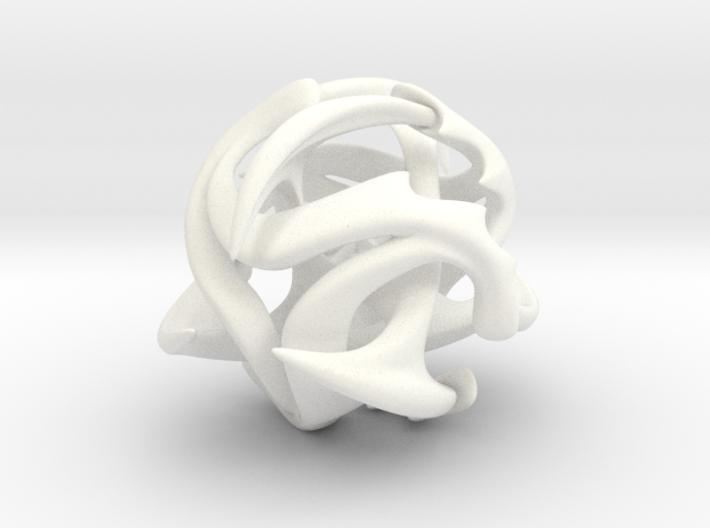 Eggtooth 3d printed