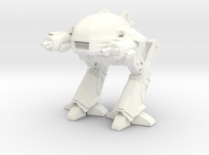 Robo Cop ED-209 3d printed