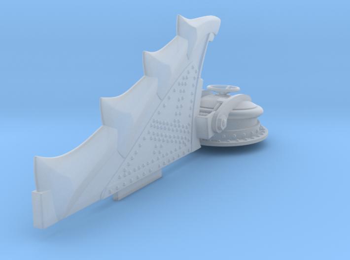 Nautilus Dorsal Group B31 Non-working 3d printed