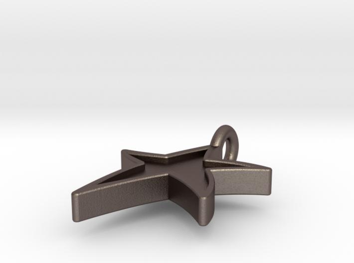 Star Pendant A 3d printed