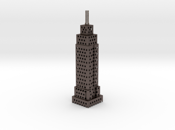 Holy Empire State Building! 3d printed