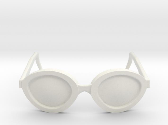 Marla Glasses 3d printed