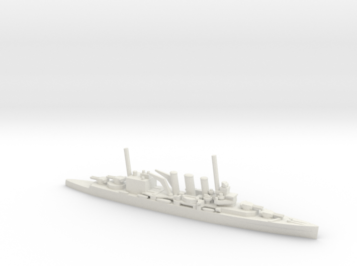 British County (Kent)-Class Cruiser 3d printed