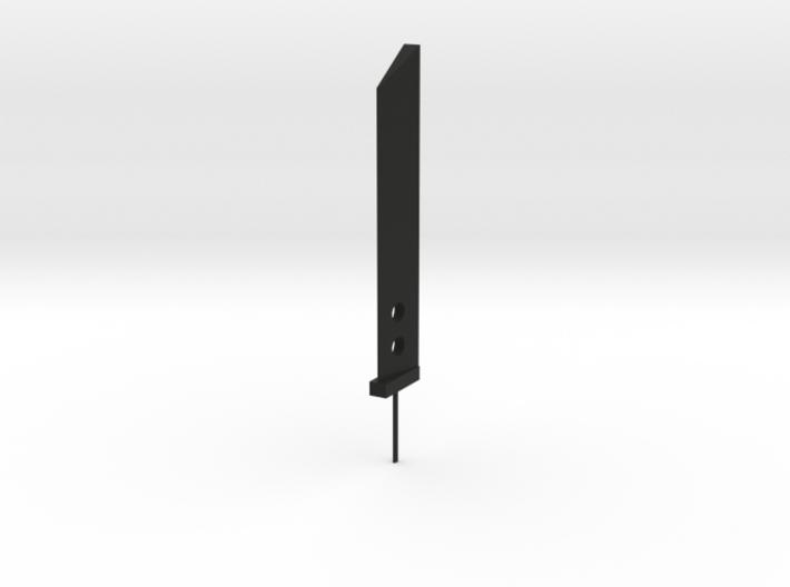 Mini Buster Sword 3d printed