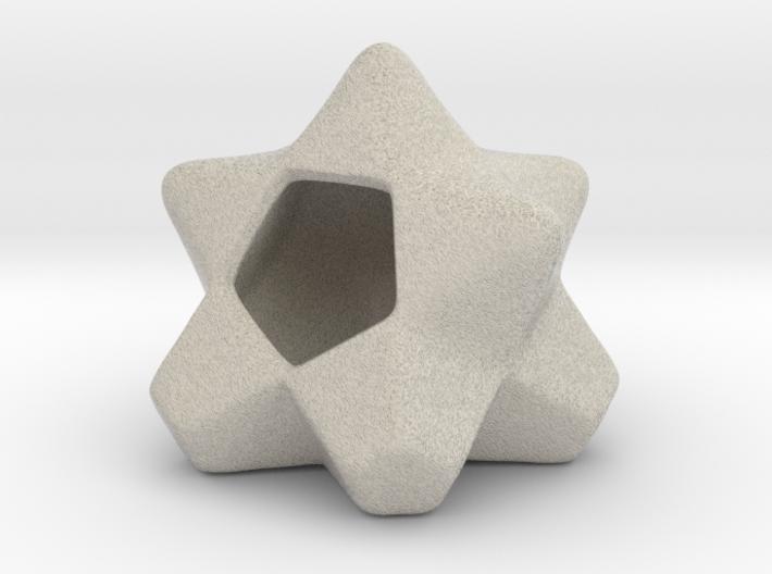 AIRhabitat Star Box 3d printed