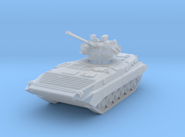 BMP 2 (elevated turret) 1/160 3d printed
