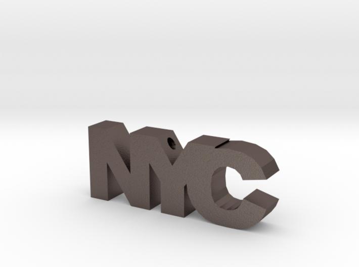 NYC 3d printed