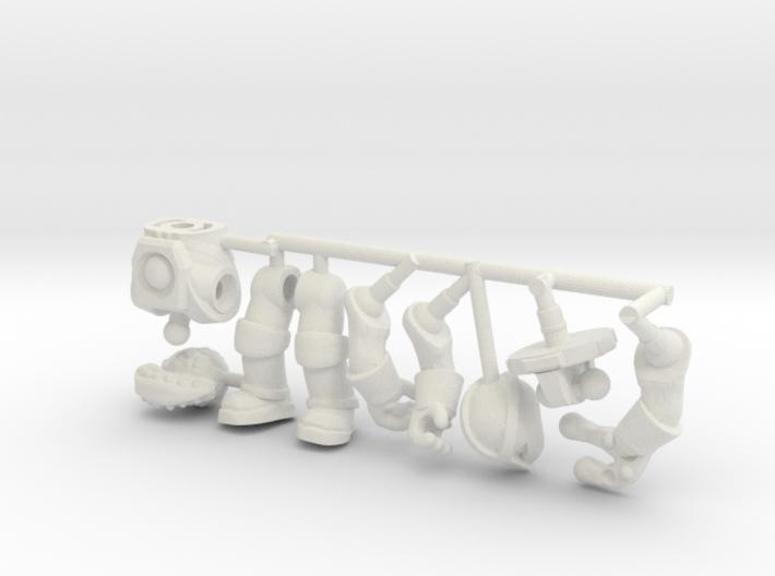 Mysterious Alien PPH Kit  3d printed