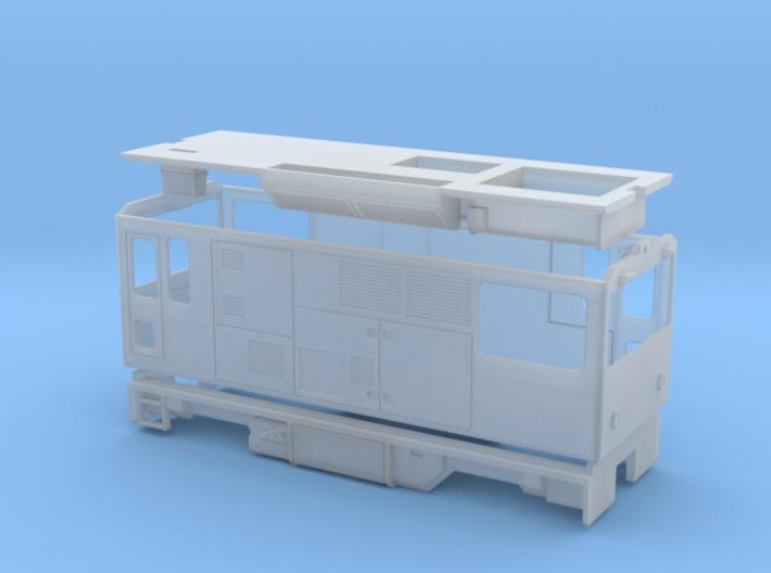 AB/CJ/MOB/TPF/NStCM Gem 2/2 3d printed