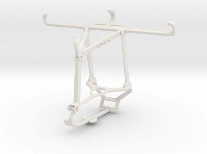 Controller mount for Steam & Samsung Galaxy A10e - 3d printed