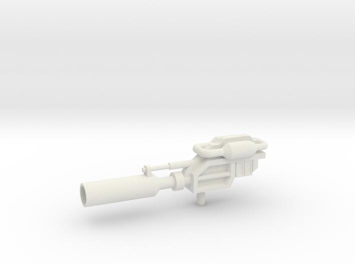 Prowlimus Gun 3d printed